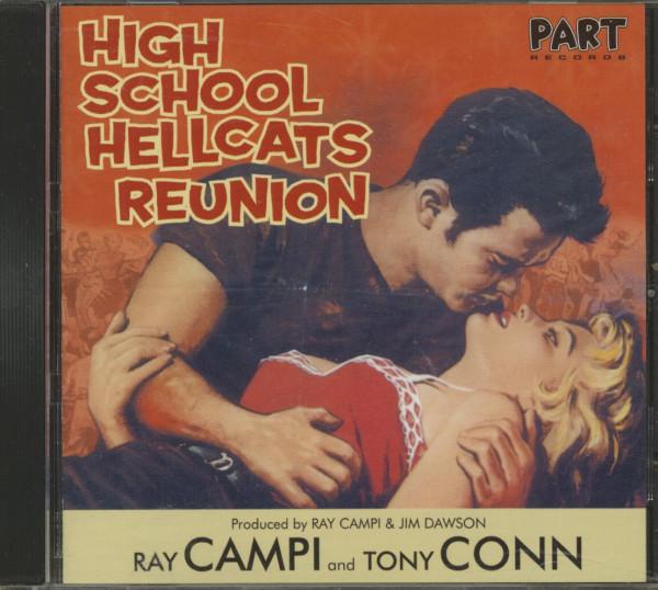 High School Hellcats Reunion (CD)