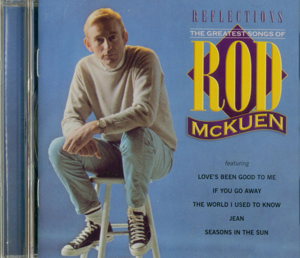 Reflections - The Greatest Songs Of Rod McKuen