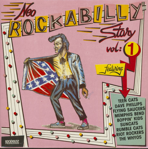 Neo Rockabilly Story Vol.1 (LP)