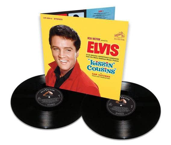 Let's Twist With The Cousins (LP)