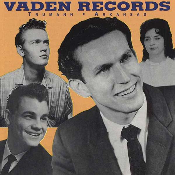 Vaden Rock'n'Roll Story (CD)