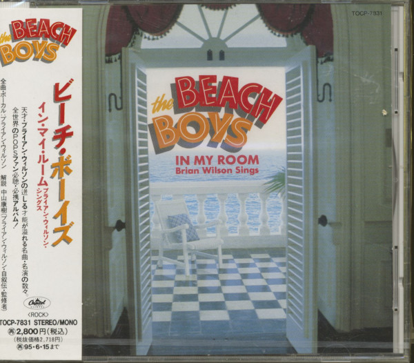In My Room - Brian Wilson Sings (CD)