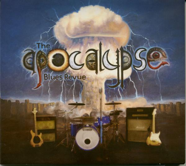 The Apocalypse Blues Revue (CD)