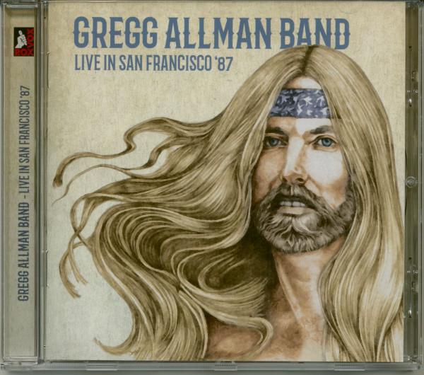 Live In San Francisco '87 (CD)