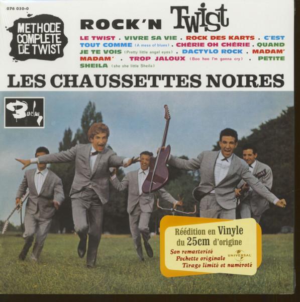 Rock'n Twist (10 inch LP, Limited edition)