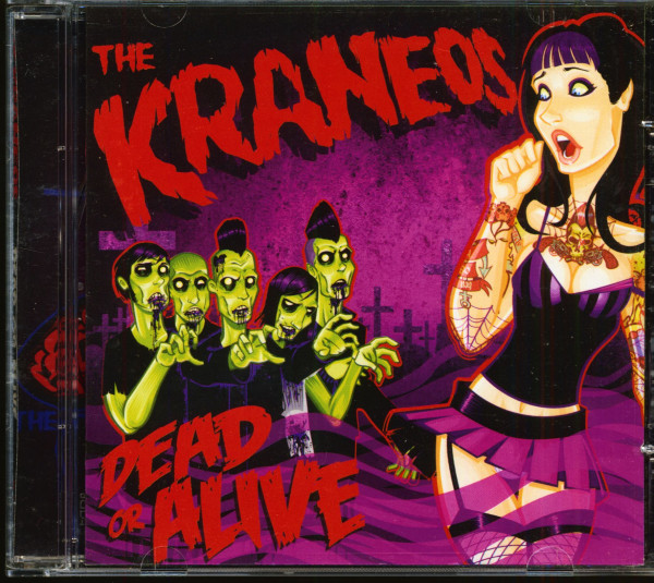 Dead Or Alive (CD)