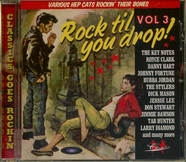 Rock Til You Drop! Vol.3 (CD)