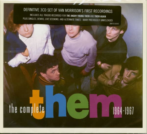 Complete Them 1964-1967 (3-CD)