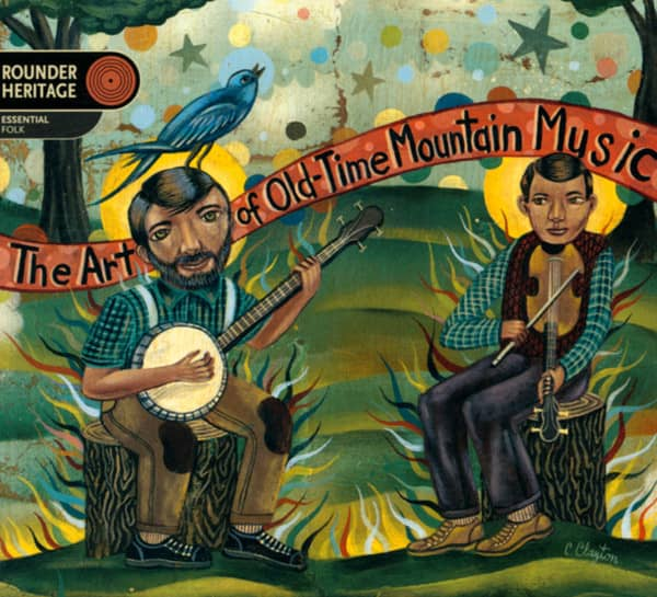 The Art Of Old-Time Mountain Music