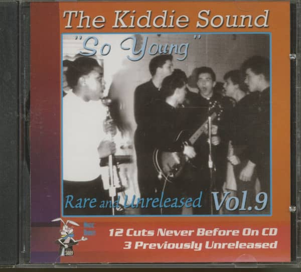 The Kiddie Sound, Vol.9 (CD)