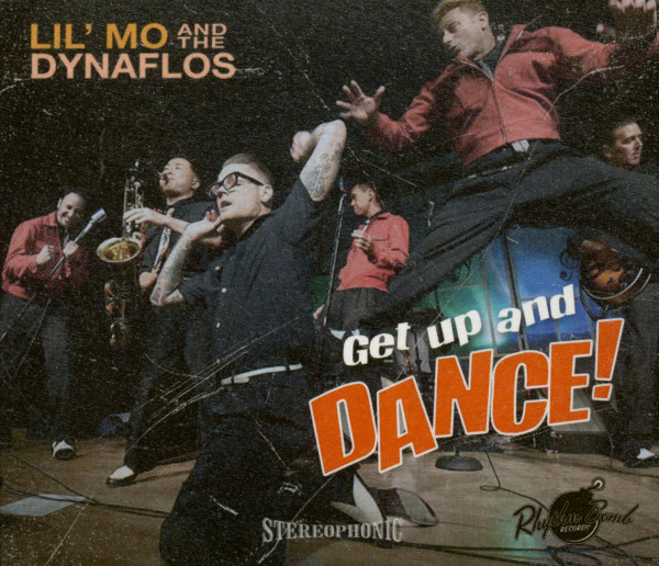 Get Up And Dance! (CD)