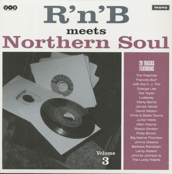 R&B Meets Northern Soul, Vol.3 (LP)