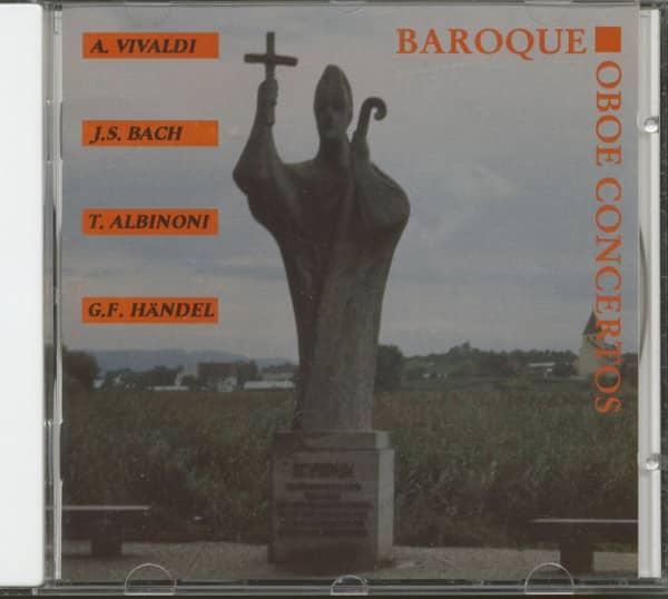 Baroque Oboe Concertos (CD)