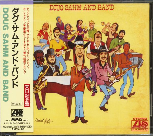 Doug Sahm And Band (CD, Japan)