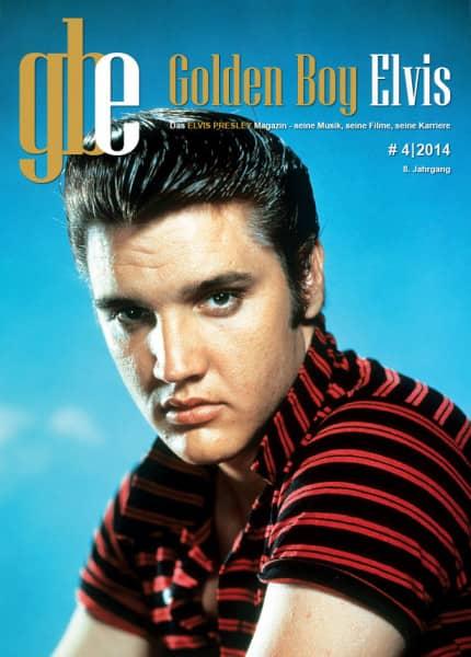 Golden Boy Elvis - Fachmagazin 4-2014