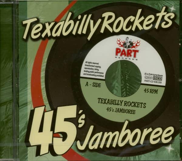 45's Jamboree (CD)