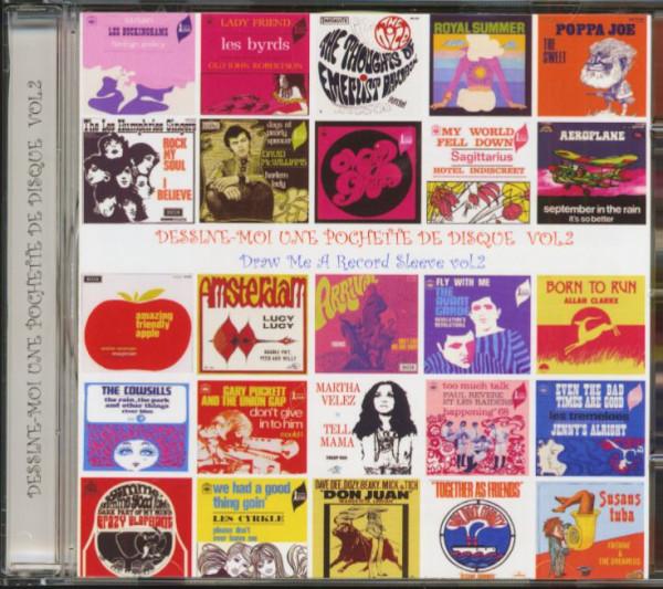 Dessine-Moi Une Pochette De Disque Vol.2 (CD)