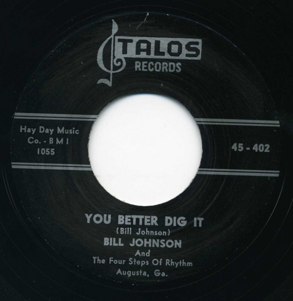 You Better Dig It - The Right To Love 7inch, 45rpm