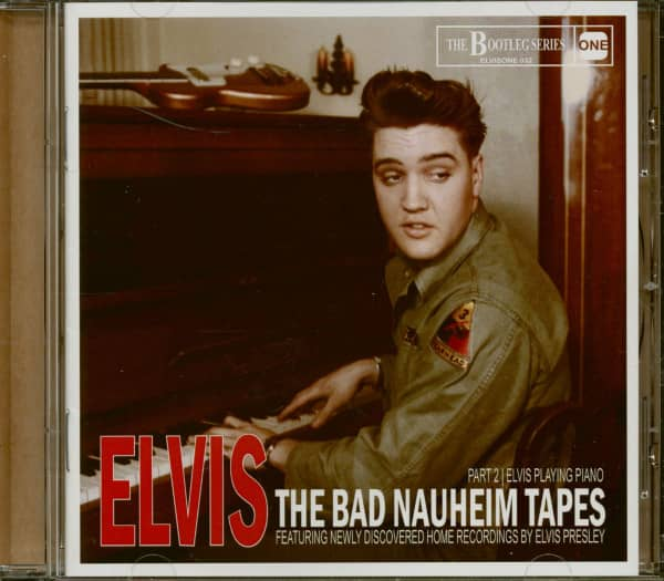 The Bad Nauheim Tapes - Part 2 (2-CD)