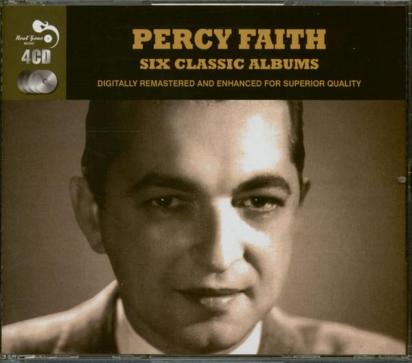 Six Classic Albums (4-CD)