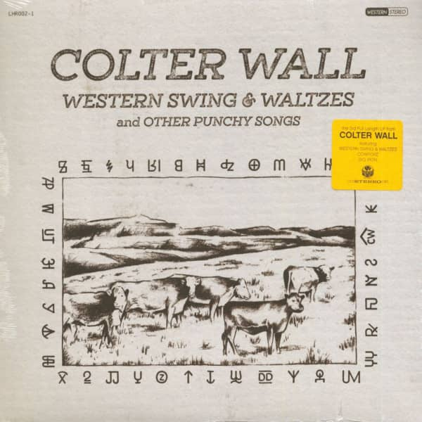 Western Swing & Waltzes And Other Punchy Songs (LP)