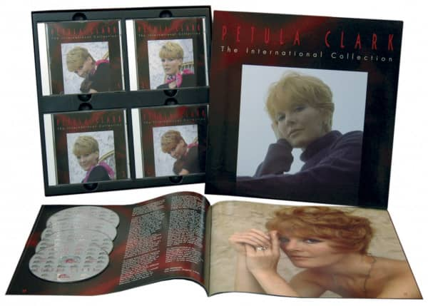 The International Collection (4-CD Deluxe Box Set)