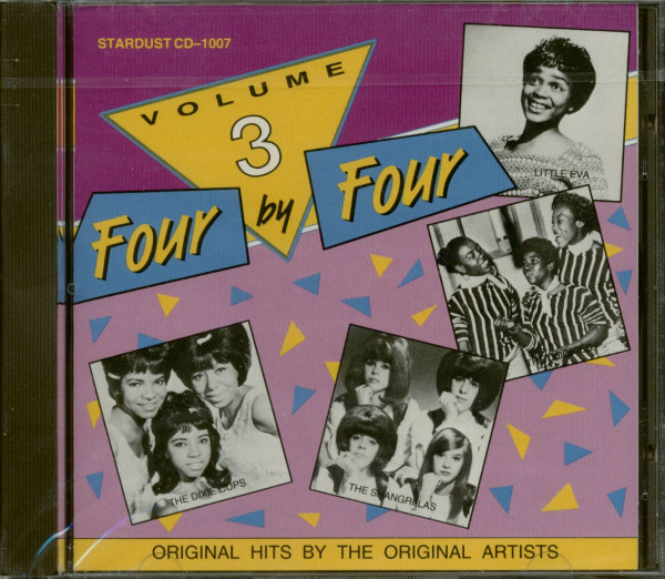 Four By Four Vol.3 (CD)