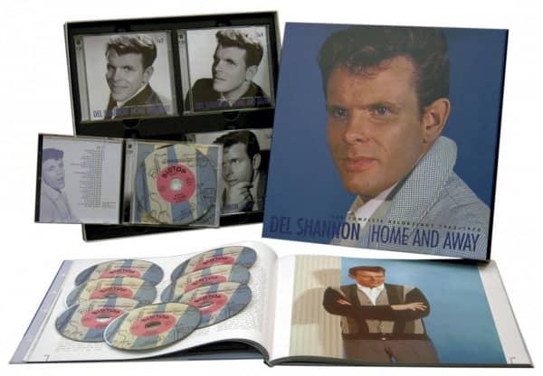 Home And Away 1960-70 (8-CD)