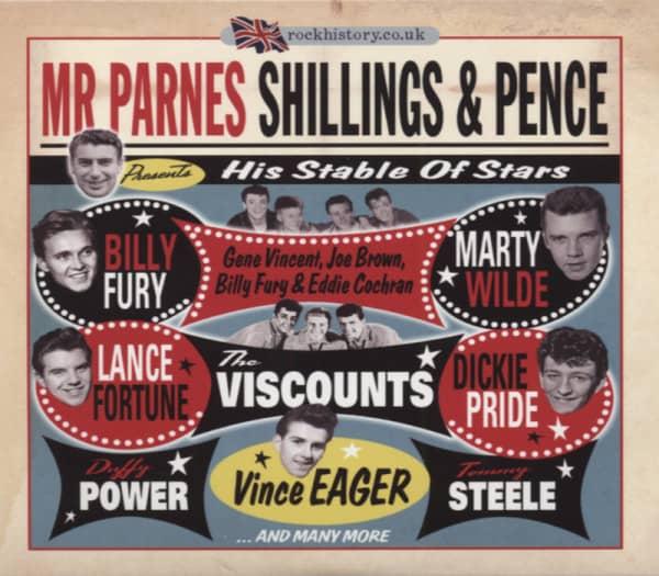 Mr Parnes Shilling & Pence (2-CD)