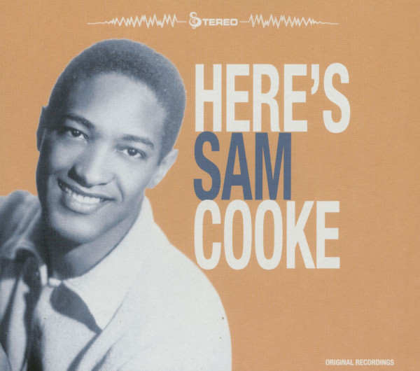 Here's Sam Cooke (CD)
