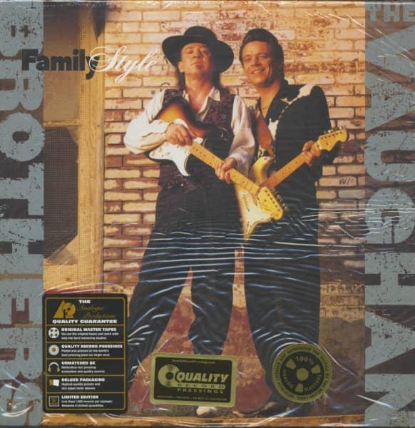 Family Style (2-LP, 200g Vinyl, 45rpm, Ltd.)