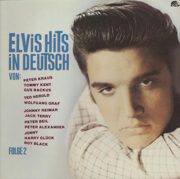 Elvis Hits in Deutsch - Folge 2 (LP)