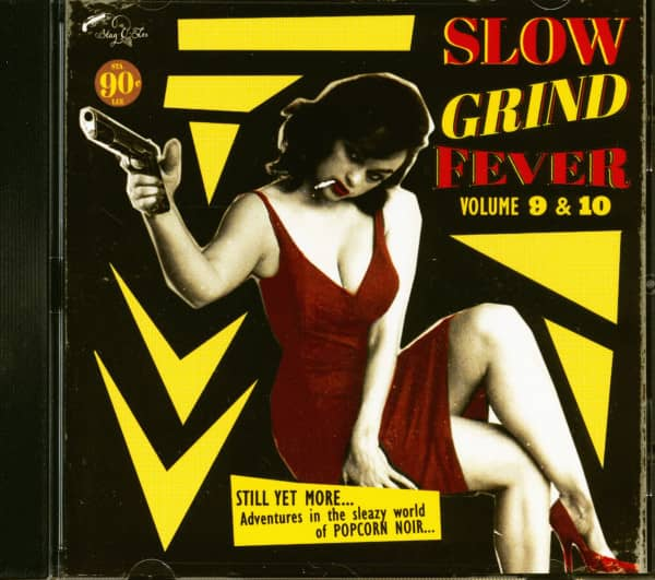 Slow Grind Fever Vol.9 & Vol.10 (CD)