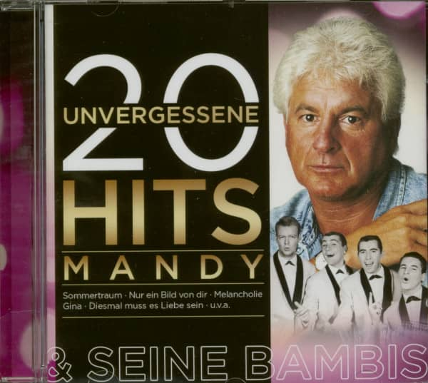 20 Unvergessene Hits (CD)