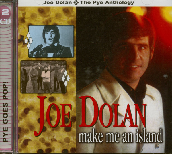 Make Me An Island - The Pye Anthology (2-CD)