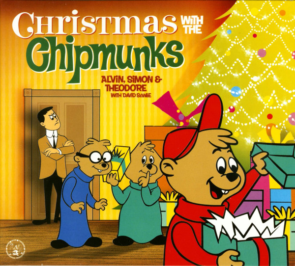 Christmas With The Chipmunks (CD, 2009 Edition)