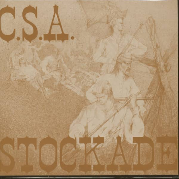 Stockade (LP, 10inch)