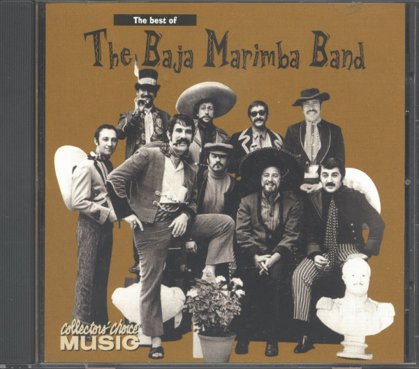 The Best Of The Baja Marimba Band (CD)