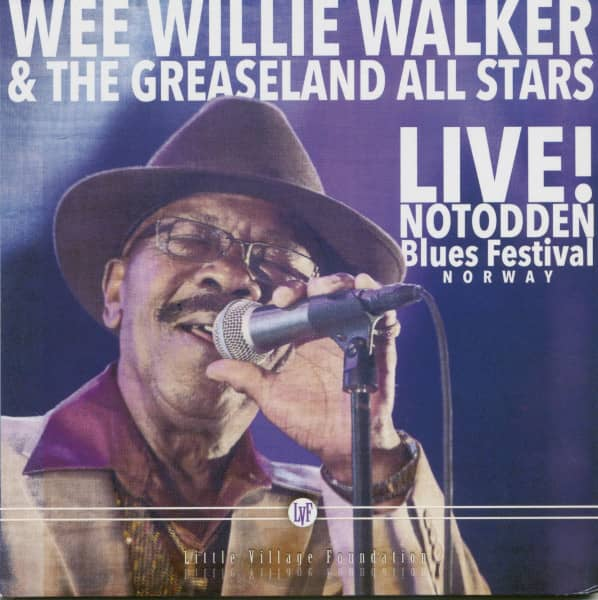 Live! Notodden Blues Festival (CD)