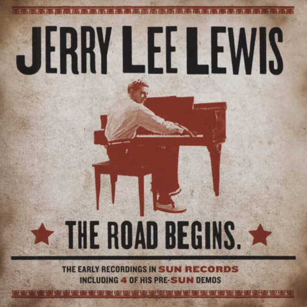 The Road Begins - Early Recordings