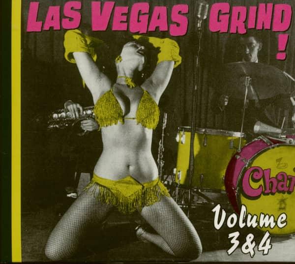Las Vegas Grind Vol.3&ampamp;4 (CD)