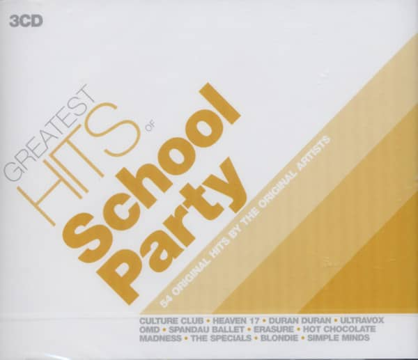 School Party - Greatest Hits Of (3-CD)