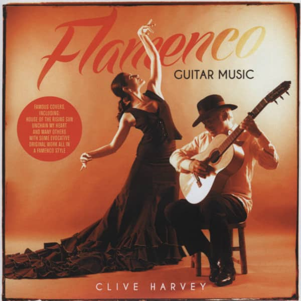 Flamenco Guitar Music