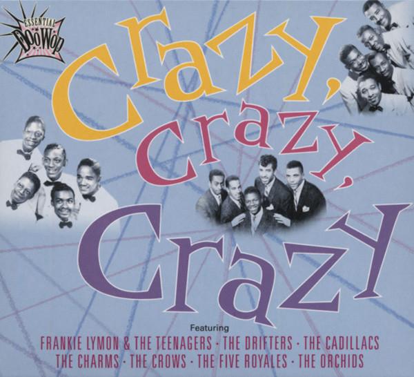 Essential Doo Wop - Crazy, Crazy, Crazy