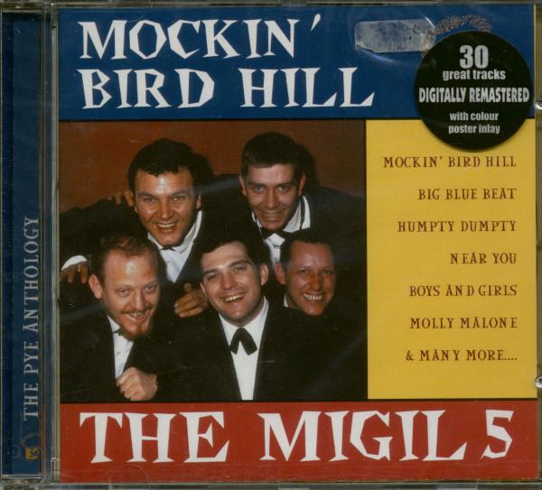 Mockin' Bird Hill (CD)