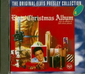 Elvis' Christmas Album (Dutch pressing)