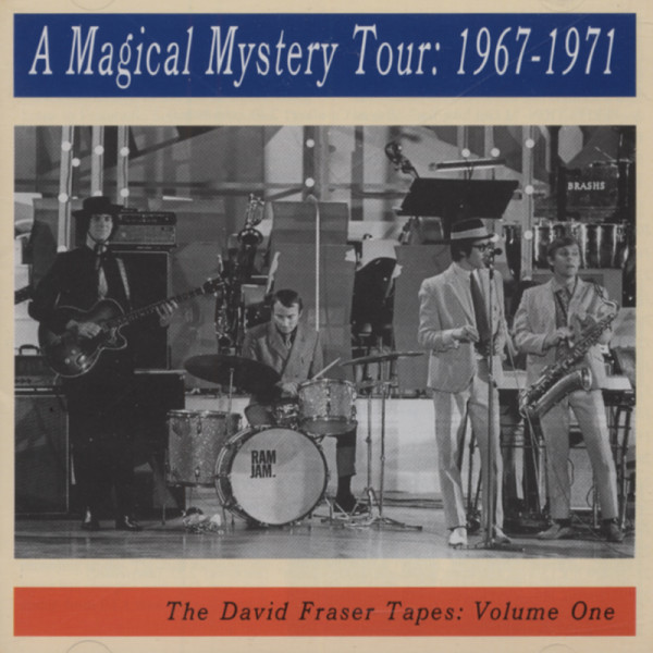 A Magical Mystery Tour 1967-71