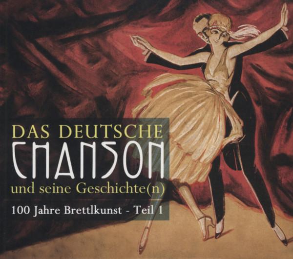 Teil 1, (3-CD) 100 Jahre Brettlkunst