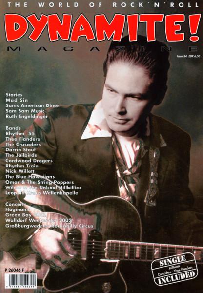 Nr.34 - Magazin & limited Single