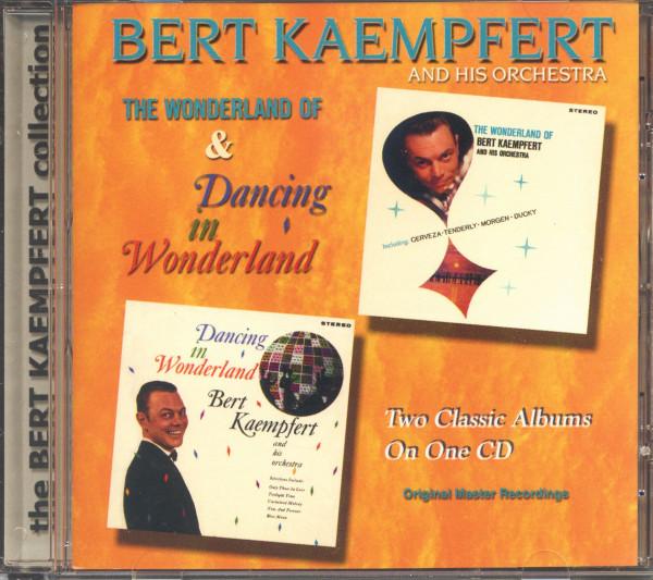 The Wonderland Of & Dancing In Wonderland (CD)